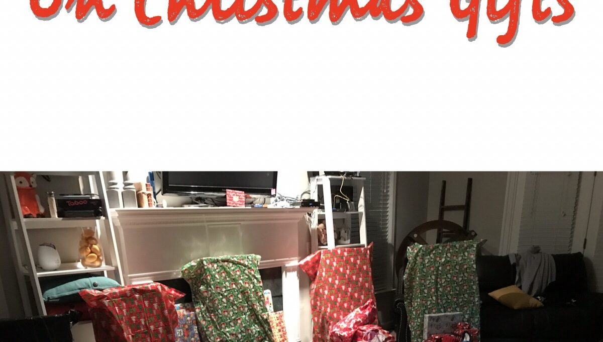 11 Ways to Spend NOTHING on Christmas Gifts! - Not Merely Surviving
